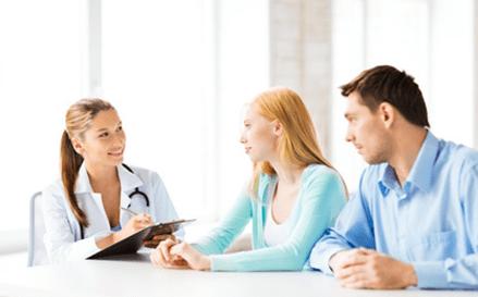 Consulenze gratuite per infertilità