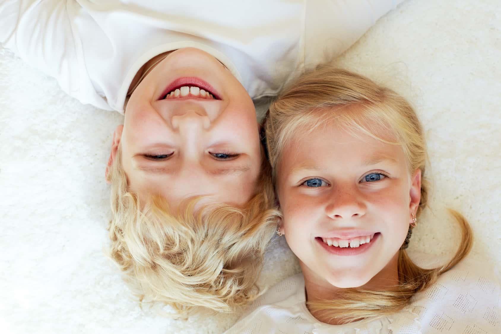 Due bambini - Centro Zerouno procreazione - Mestre